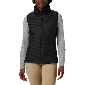Columbia Powder Lite bodywarmer Dames, black